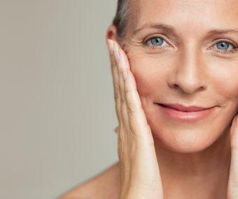 anti-ageing skin treatment